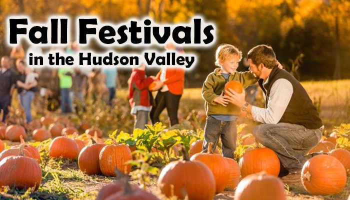 Top Festival and Fairs this fall in the Hudson Valley, NY