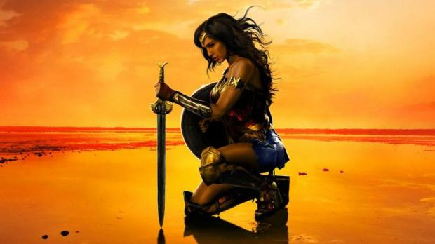 Wonder Woman Courtesy of Warner Brothers and DC Comics