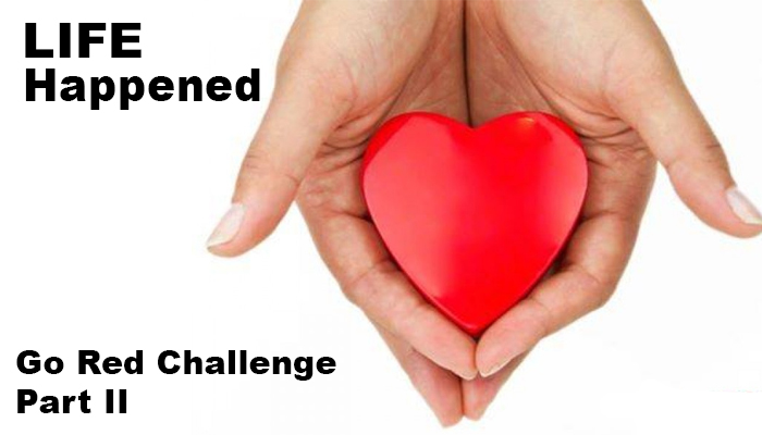 american heart association go red challenge