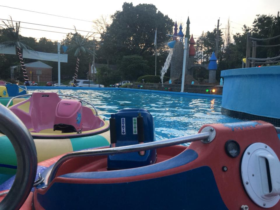 bumper boats for hot summer day fun