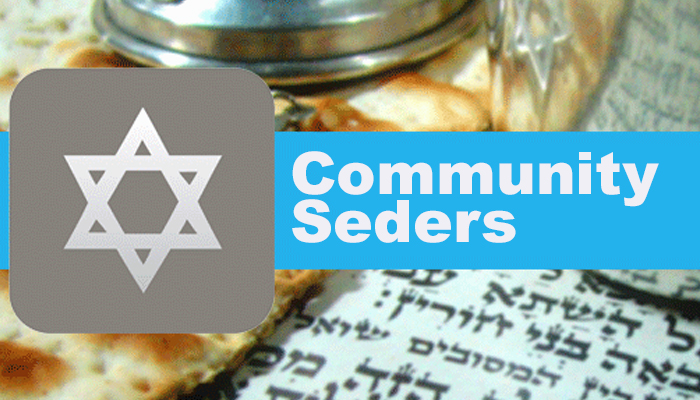 community passover seders in the hudson valley