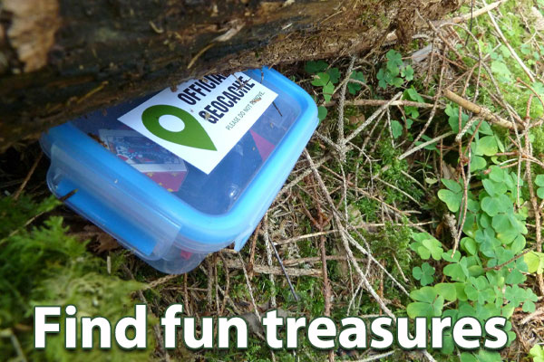 geocaching, apps, NY State Parks, Taconic Region, families, fun