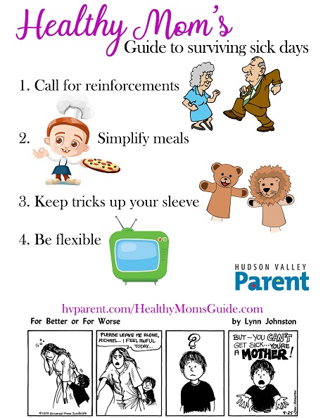 healthy moms guide