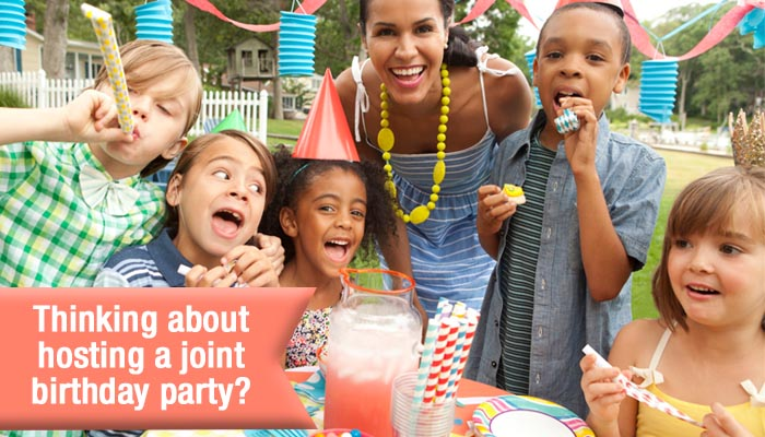 Hosting A Joint Birthday Party For Kids Hudson Valley