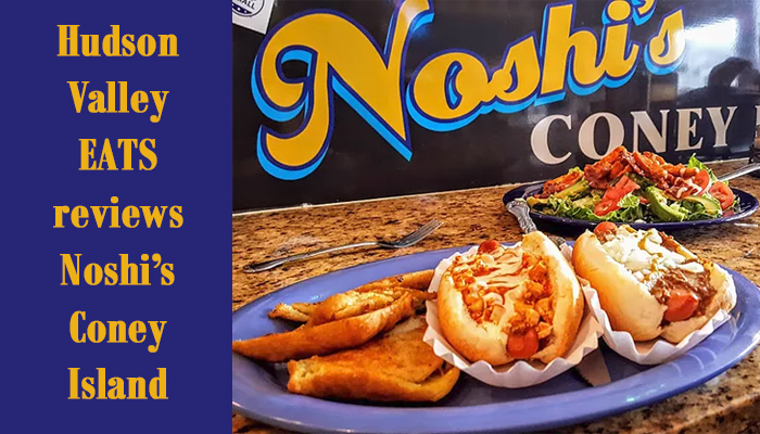 hudson valley eats, noshi's coney island, best places to eat in the hudson valley