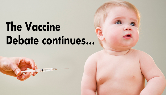 hudson valley parents vaccine for baby
