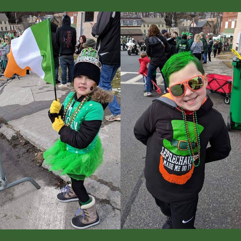 c2b488dc4 Hudson Valley St. Patricks Day Parades