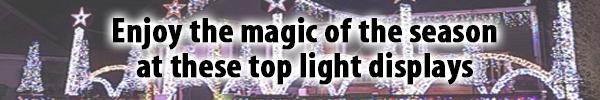 Top light displays