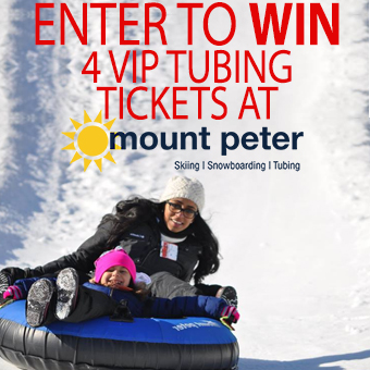 mount peter giveaway