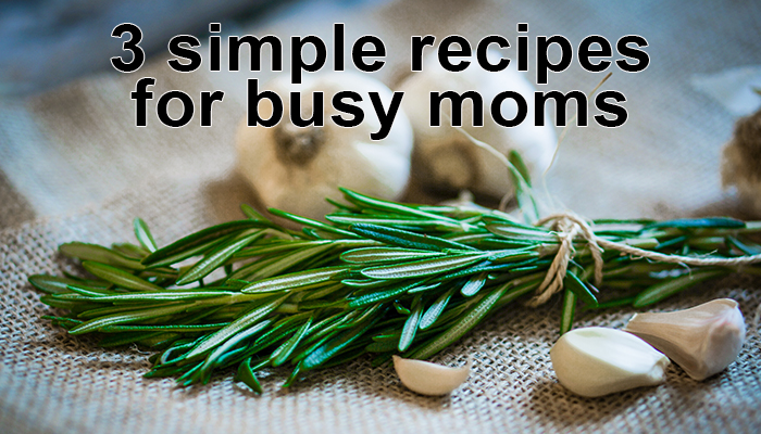 national canned food month recipes for busy moms