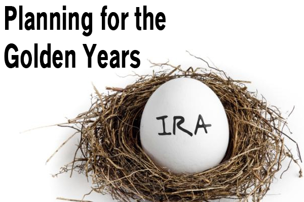 planning for retirement with an IRA