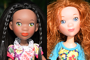 prettie girls dolls