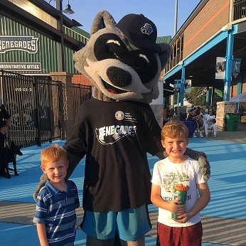 Hudson Valley Renegades Game