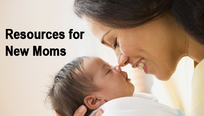 resources for new moms