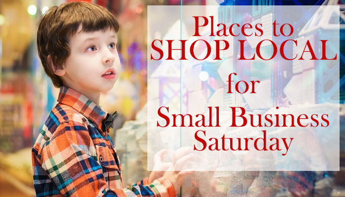 small business saturday at Hudson Beach Glass