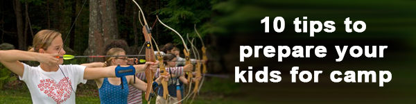 prepare your kids for hudson valley summer camp