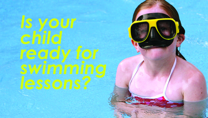 swimming lessons, swimming, water safety, pool readiness