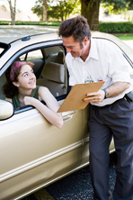 ... review the attached Parent-Teen Driving Contract so drivers know their ...