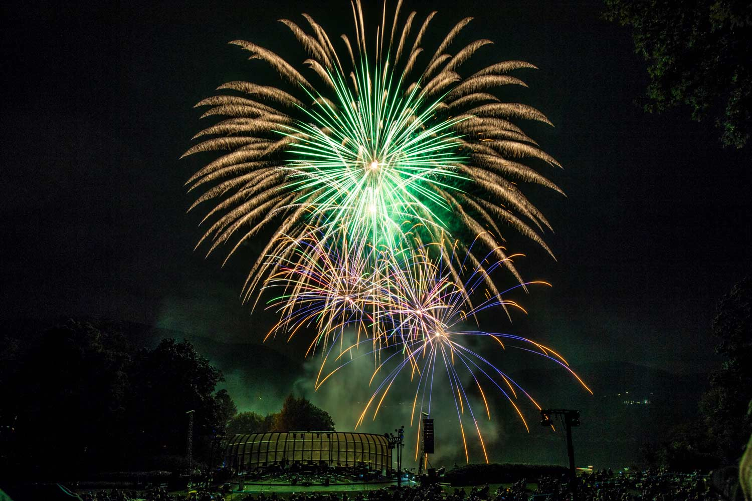 west point fireworks