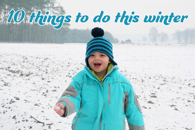 winter, snow days, skiing, tubing, winter fun, things to do in the winter