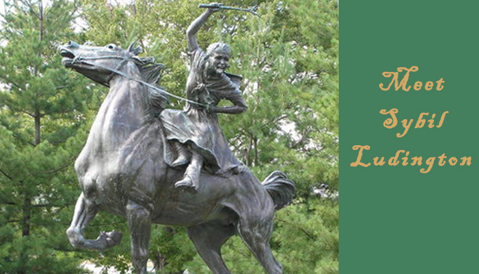 womens history month, sybil ludington, hiking trail