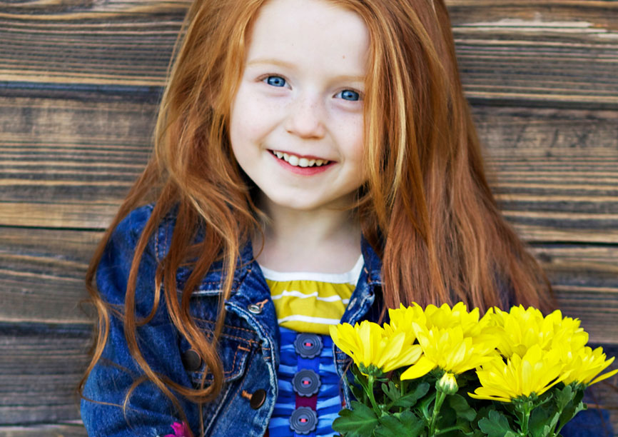 THINKING ABOUT GETTING YOUR CHILD INTO MODELING?