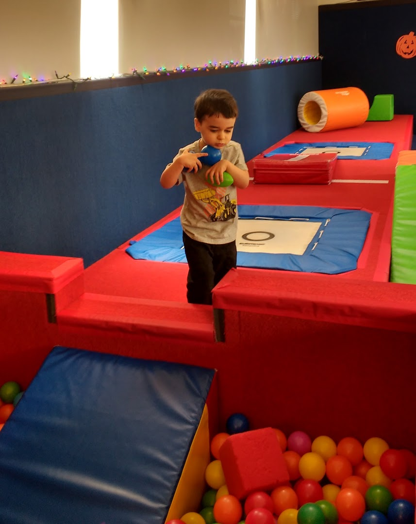 ball pit tumble inn
