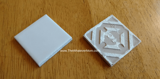 Easy Magnet Tile Craft For Mother S Day