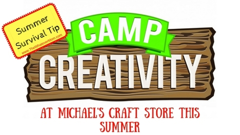 Get Creative With Camp Creativity At Michael S Craft Store
