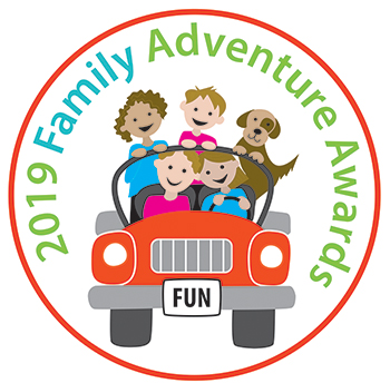 My Family trip Planner Adventure Award: Indoor Play Spots